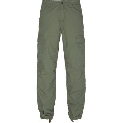 Cargo Pants Regular   Cargo Pants   Grøn